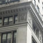 51 east 42nd Street detail; – Warren & Wetmore, 1912