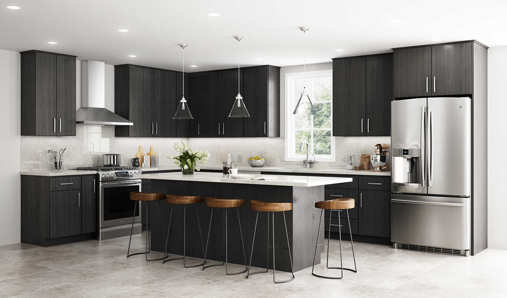 [Kitchen Cabinets] Styles, Colors, & Features   Heartland Design Iowa