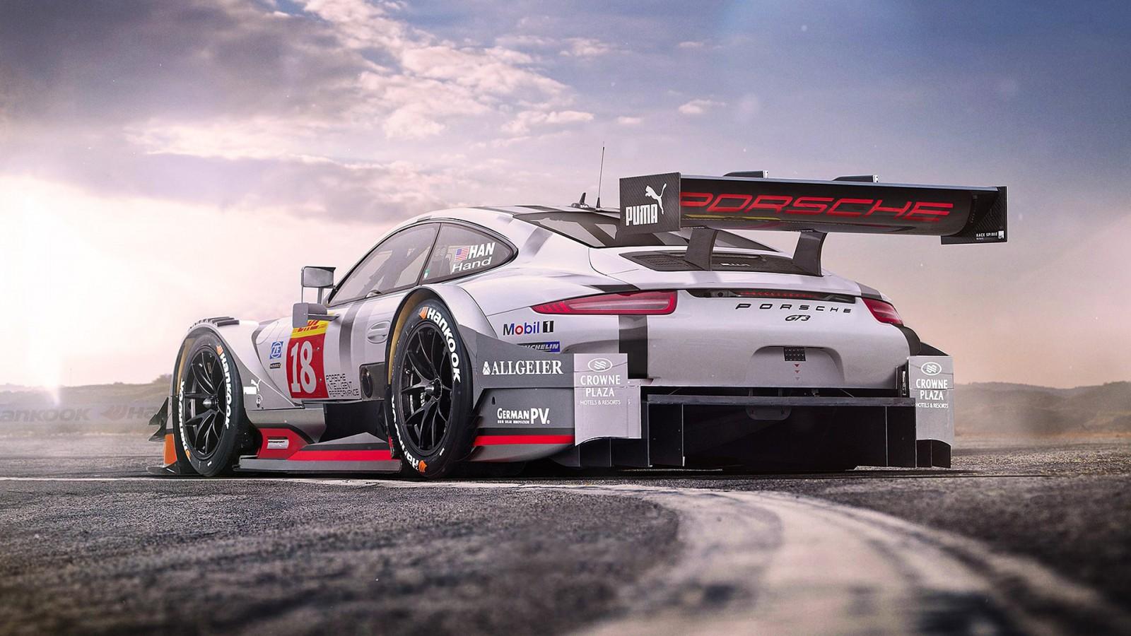 Porsche 911 Gt3 Race Car Wallpaper  Hd Car Wallpapers