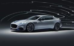 Aston Martin Rapide E 2019 5K
