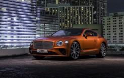 Bentley Continental GT V8 2019 4K