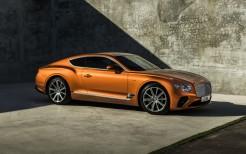 Bentley Continental GT V8 2019 4K 2