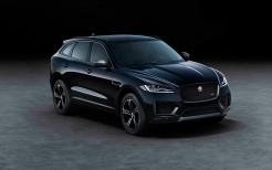 Jaguar F-Pace 300 Sport 2019 4K
