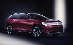 Volkswagen ID Roomzz 2019 4K