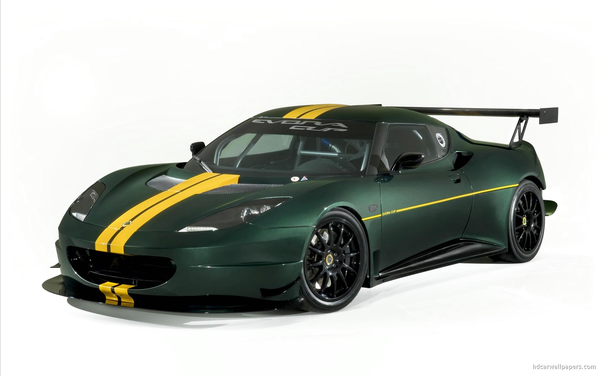 2010 Lotus Evora Cup Race Car Wallpaper  Hd Car