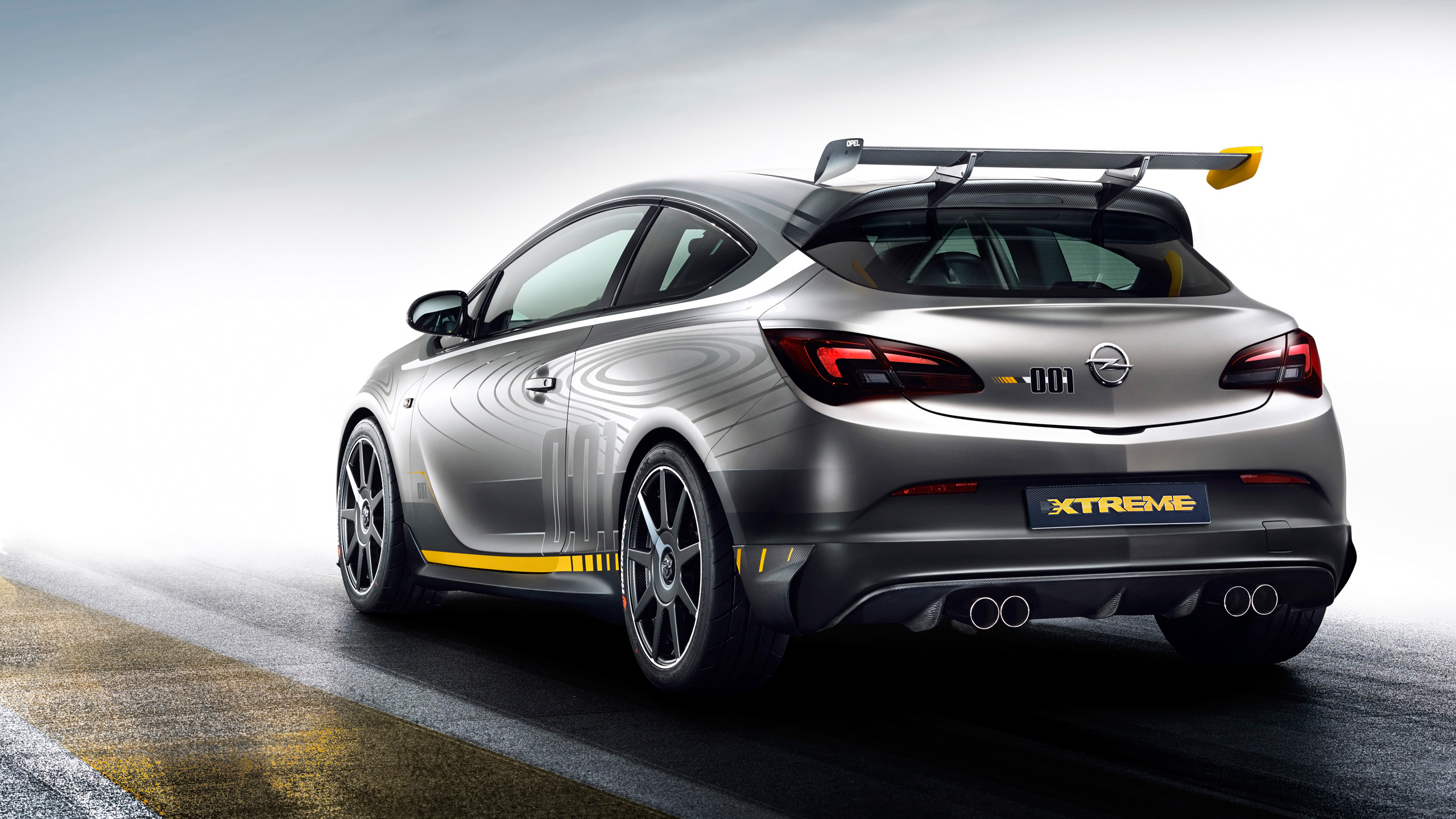 2014 Opel Astra Opc Extreme 2 Wallpaper  Hd Car