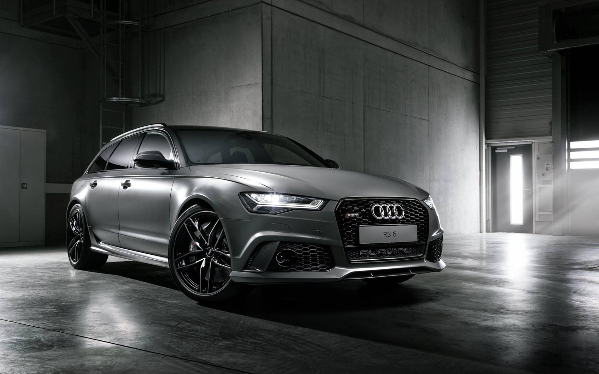 2015 Audi Rs6 Avant Exclusive Wallpaper  Hd Car