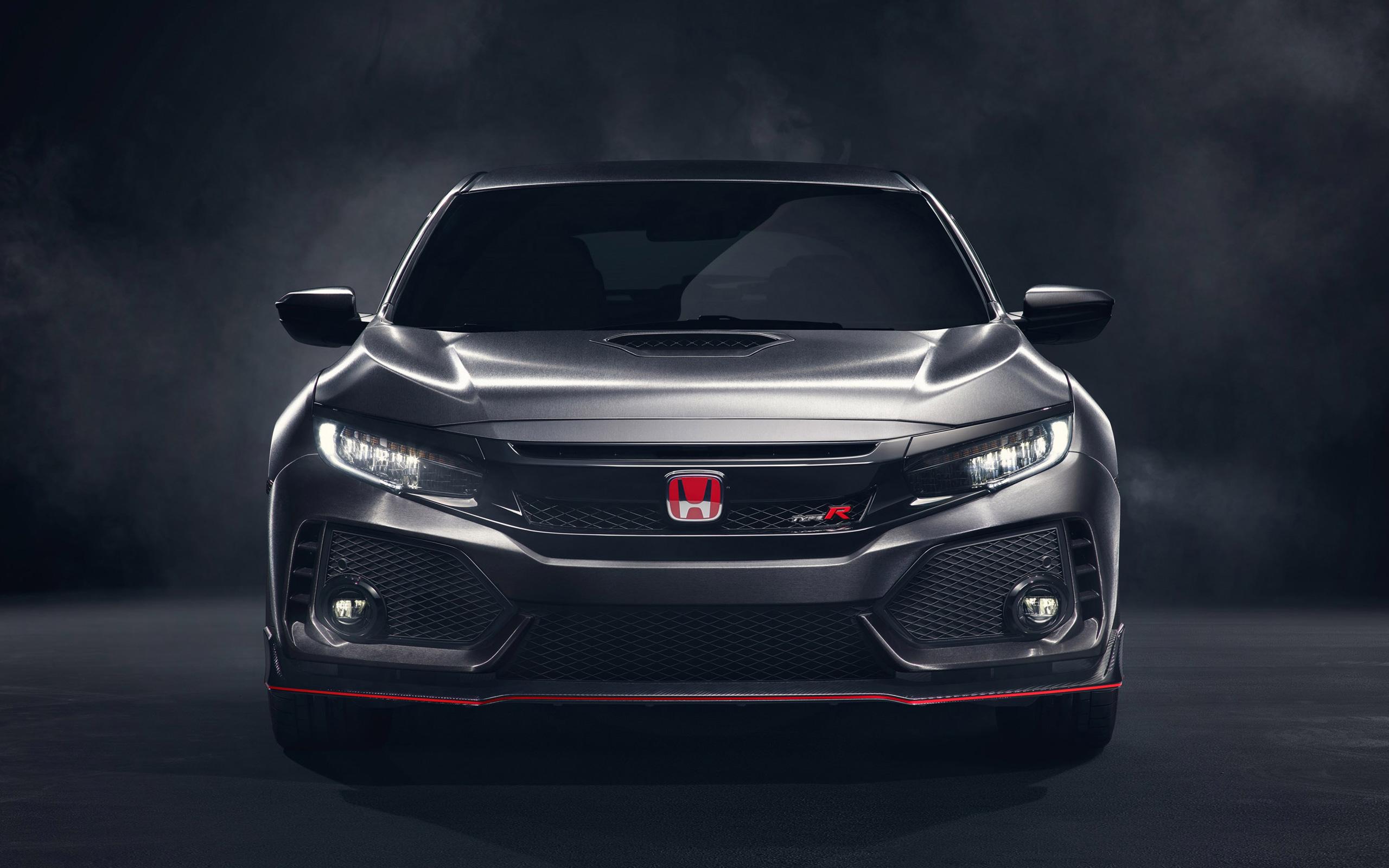 2017 Honda Civic Type R Wallpaper  Hd Car Wallpapers  Id