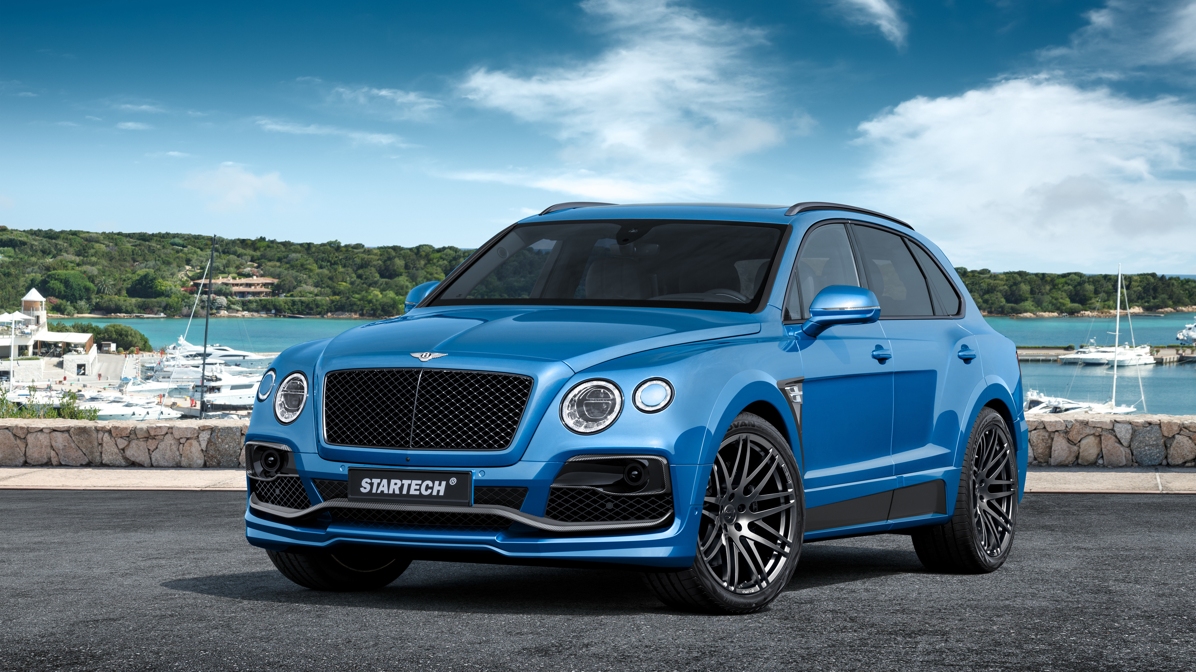 Bentley Bentayga By Startech Wallpaper  Hd Car Wallpapers