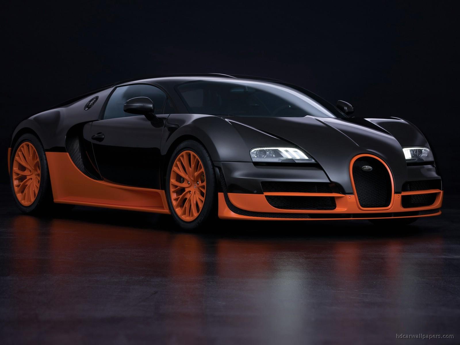 Bugatti Veyron 164 Super Sport Wallpaper  Hd Car