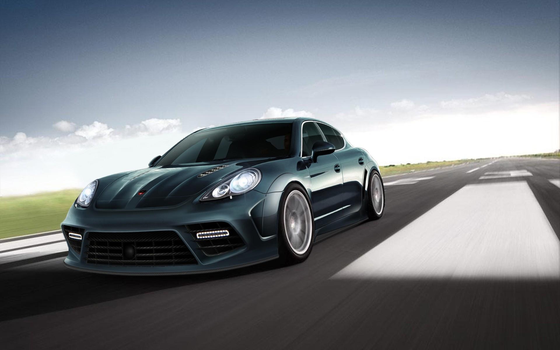 Mansory Porsche Panamera 2 Wallpaper  Hd Car Wallpapers
