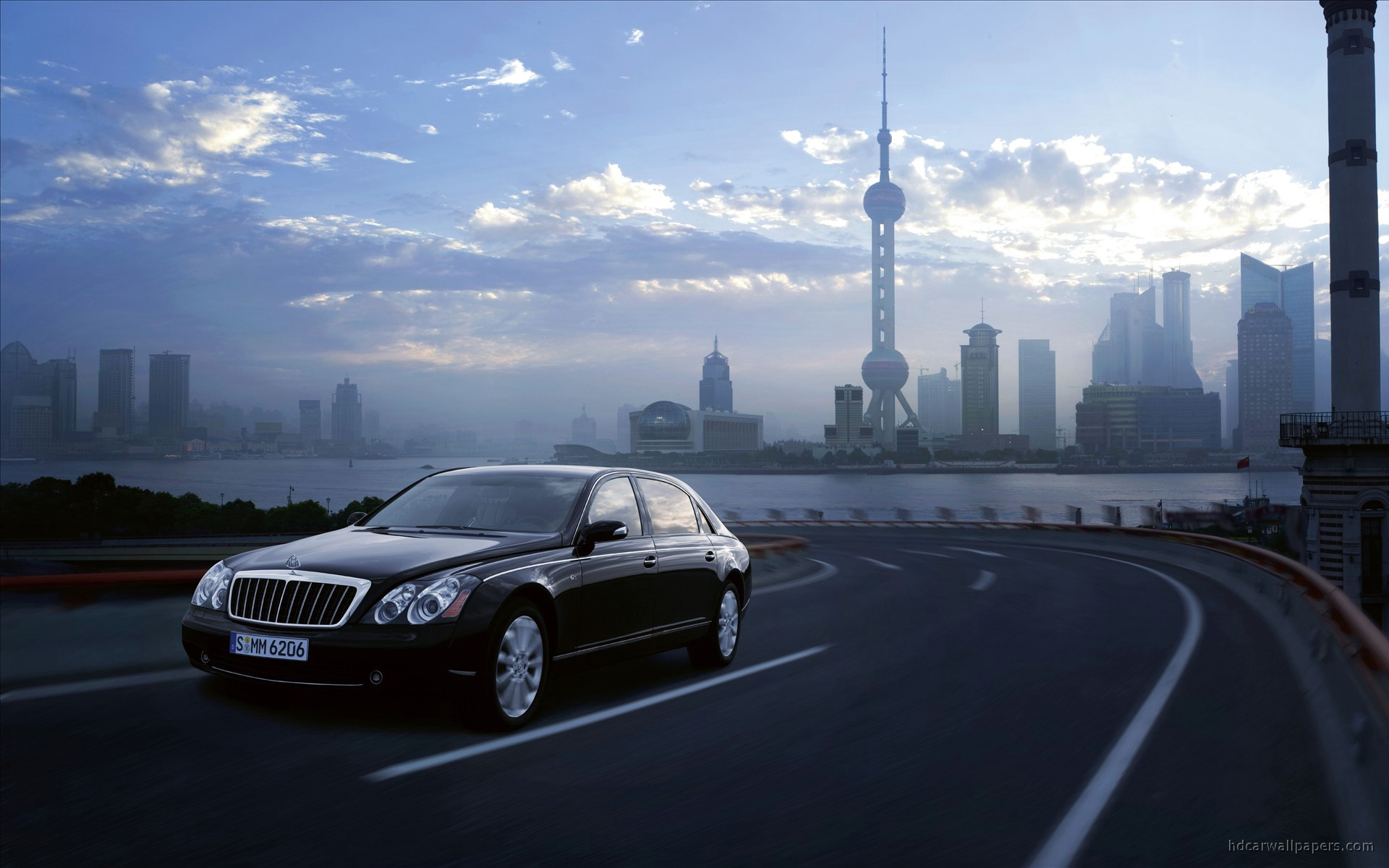 Maybach 62 S 2 Wallpaper  Hd Car Wallpapers  Id #1083