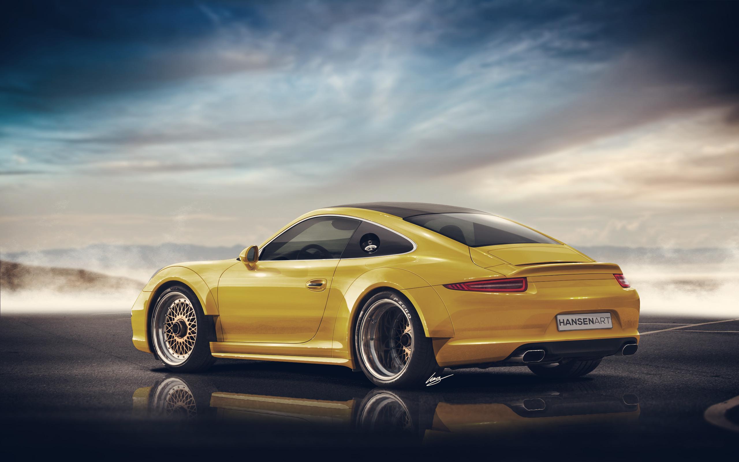 Porsche 911 Widebody Wallpaper  Hd Car Wallpapers  Id #5694