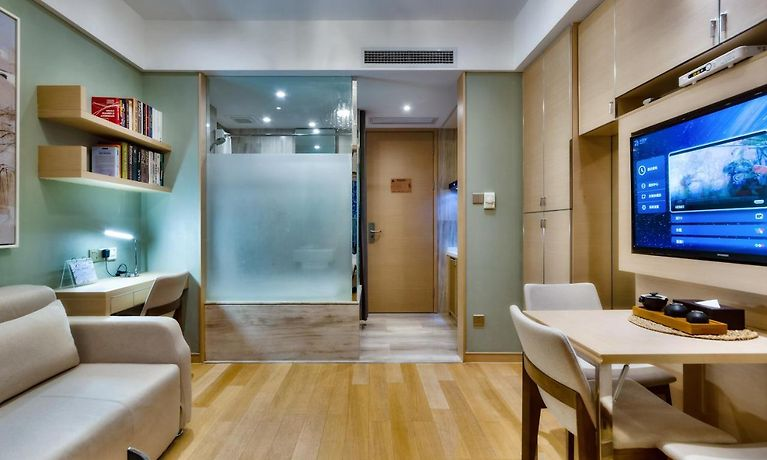 Hotel Hdcl Serviced Residence Chengdu 4 Star
