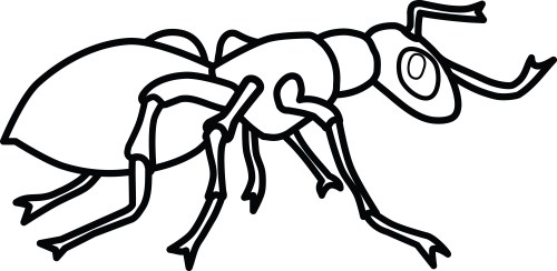 small resolution of free clipart of an ant