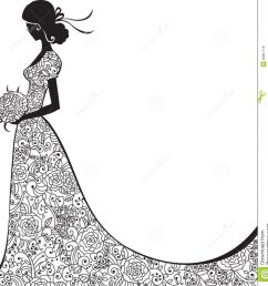 bride silhouette black and white google wedding silhouette couple silhouette silhouette [ 1302 x 1300 Pixel ]