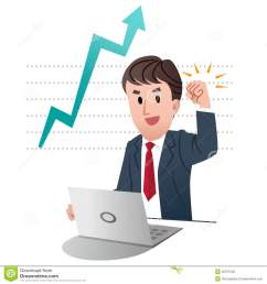 successful businessman clipart 1 [ 1300 x 1390 Pixel ]