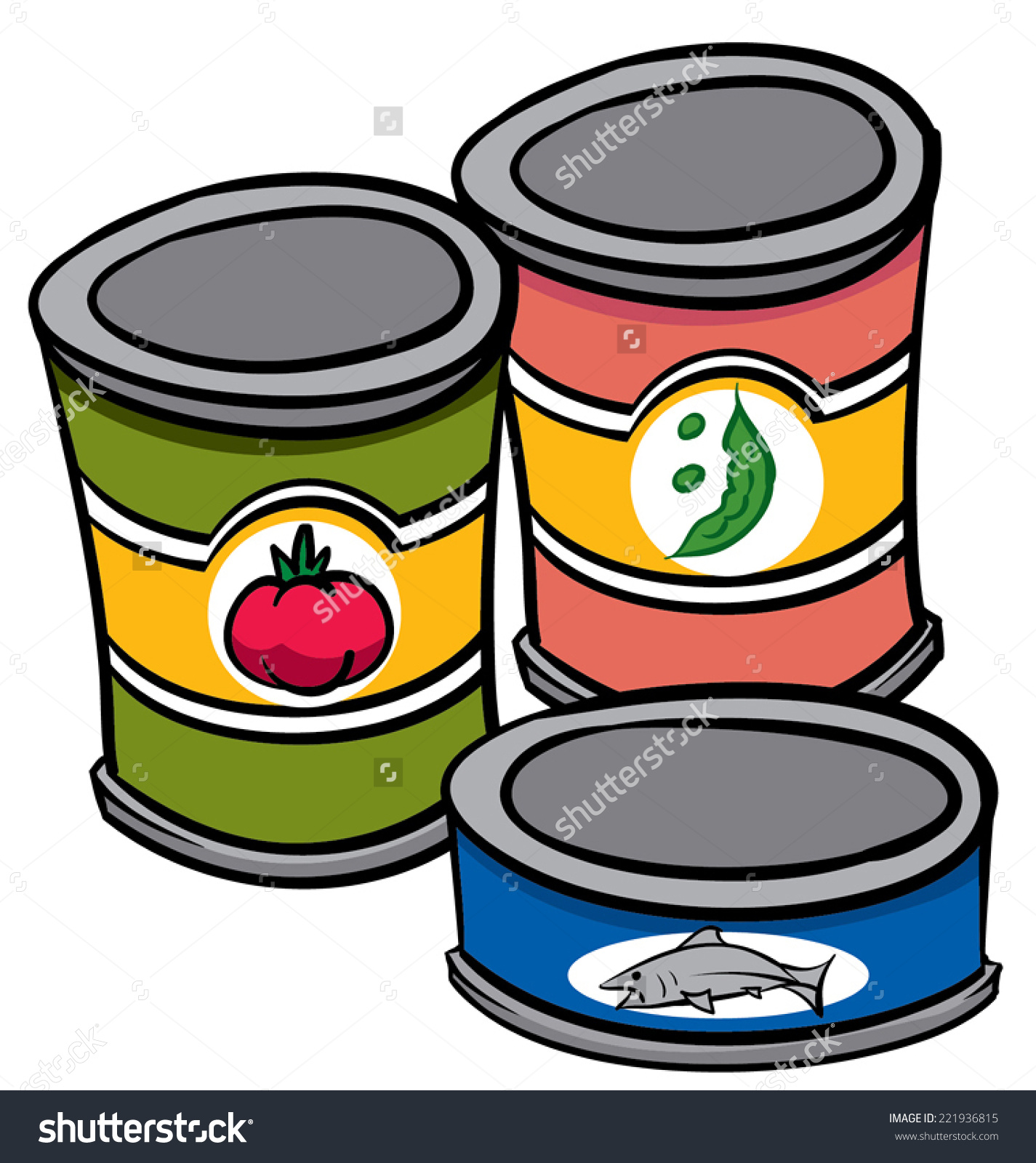 hight resolution of canned food clipart 52f8c53d723f40b7820390cff6ea26