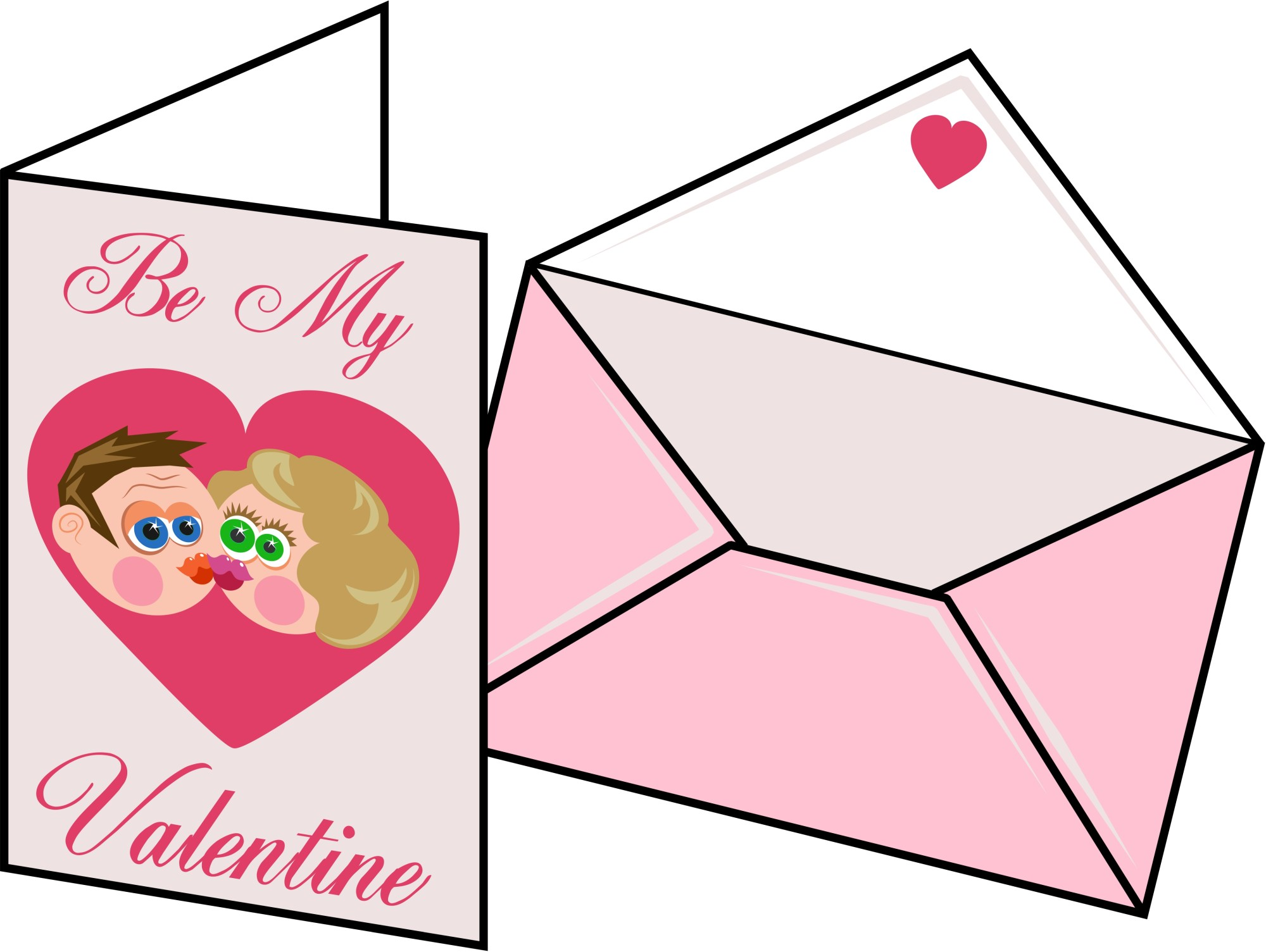 hight resolution of clipart 12 valentines card