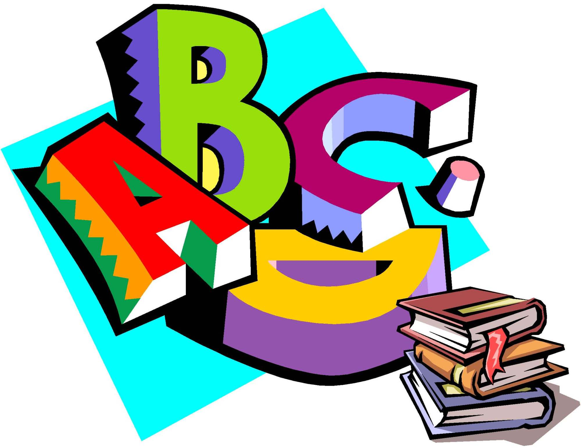 hight resolution of english class clipart 13702