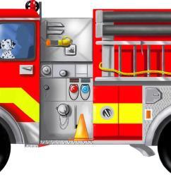 fire truck clipart hdclipartall com clip art2409 [ 2409 x 909 Pixel ]