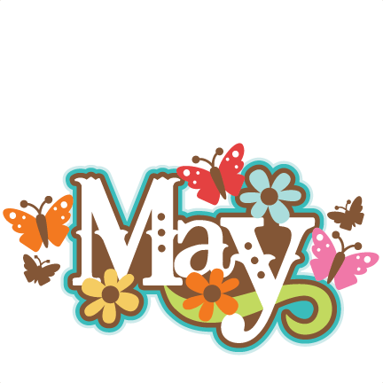 8 clipart - month