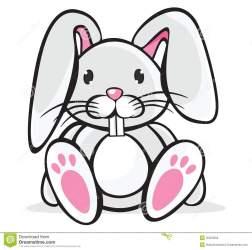rabbit clipart bunny albino cute clip hdclipartall rabbits outline