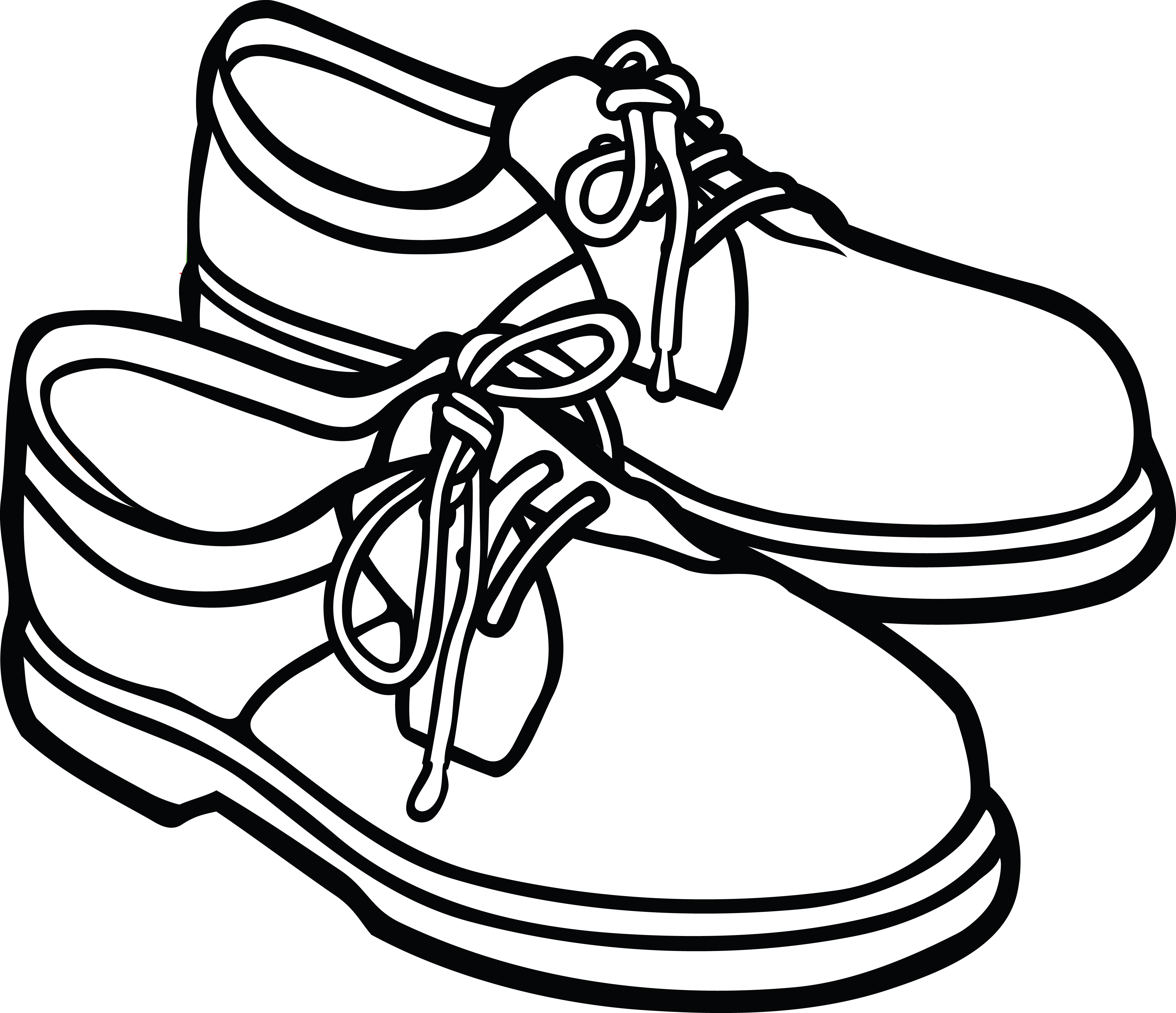 Shoes Clipart Amp Shoes Clip Art Images