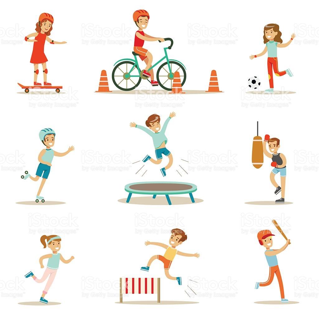 Sports Activities Clipart Amp Sports Activities Clip Art