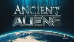 Ancient Aliens – Aliens and Lost Worlds