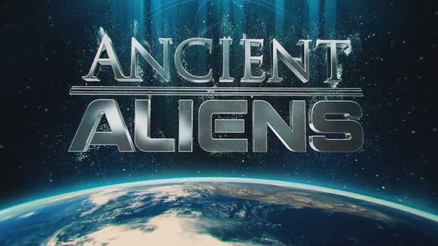 Ancient Aliens – The Space Travelers