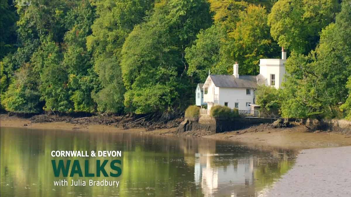 Cornwall and Devon Walks with Julia Bradbury episode 7