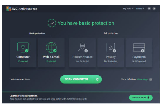 NETGATE Amiti Antivirus License Key