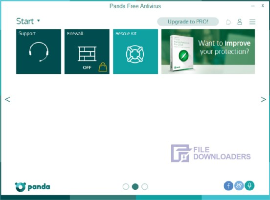 Panda Antivirus Pro License Key
