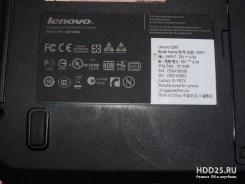 Prodam noutbook na zapchasti Lenovo G565