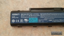 Продам батарею для ноутбука eMashines e525