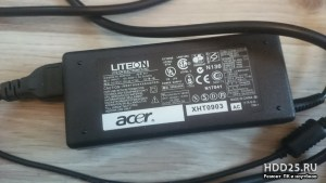 Купить зарядное устройсво для Acer P5WE6