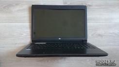 Ноутбук DNS A35FE в разбор