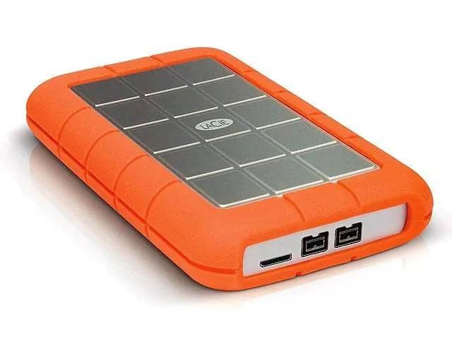 LaCie External Hard Drive Portable Reviews