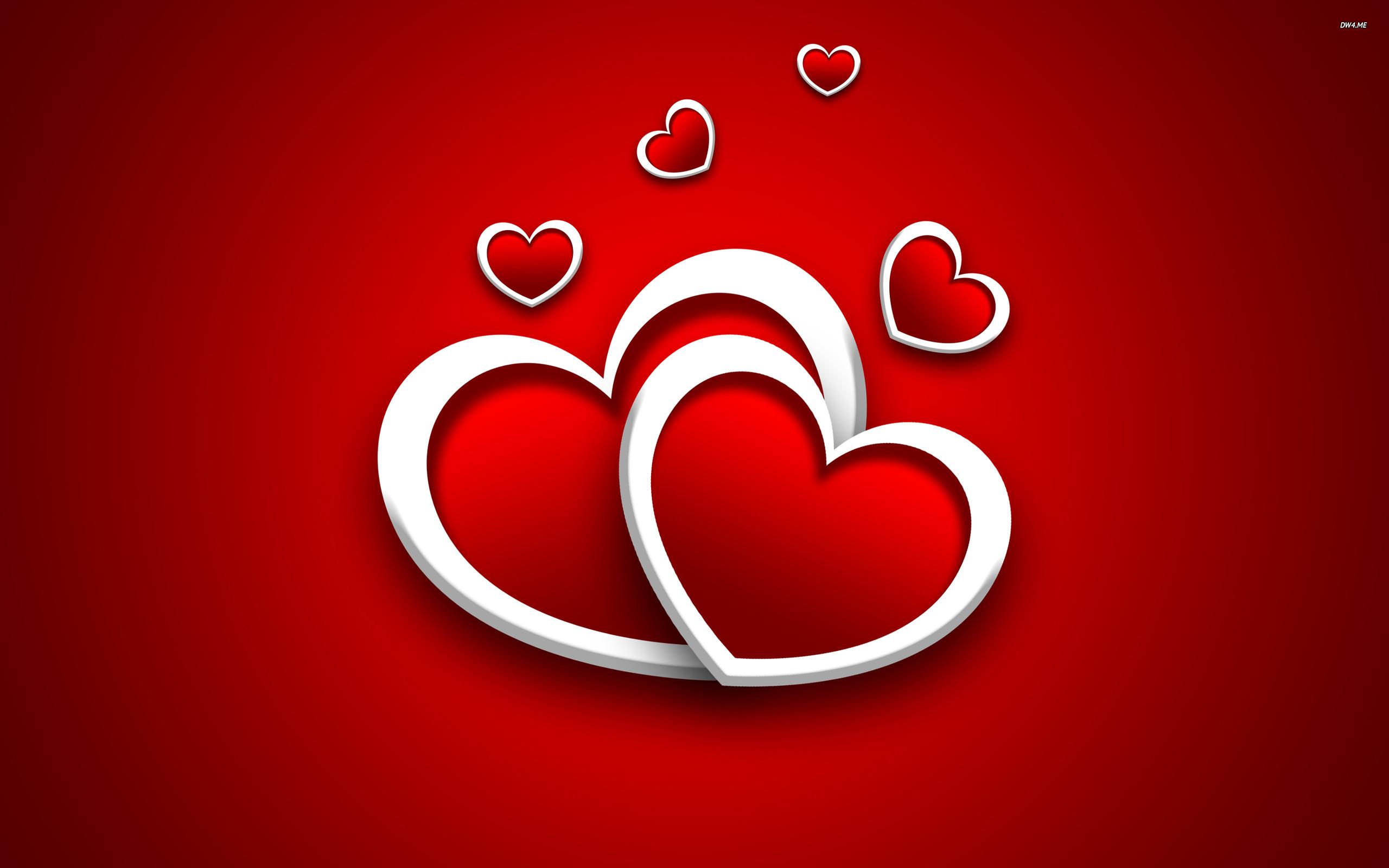 Heart Wallpapers Red Hd Desktop Wallpapers 4k Hd