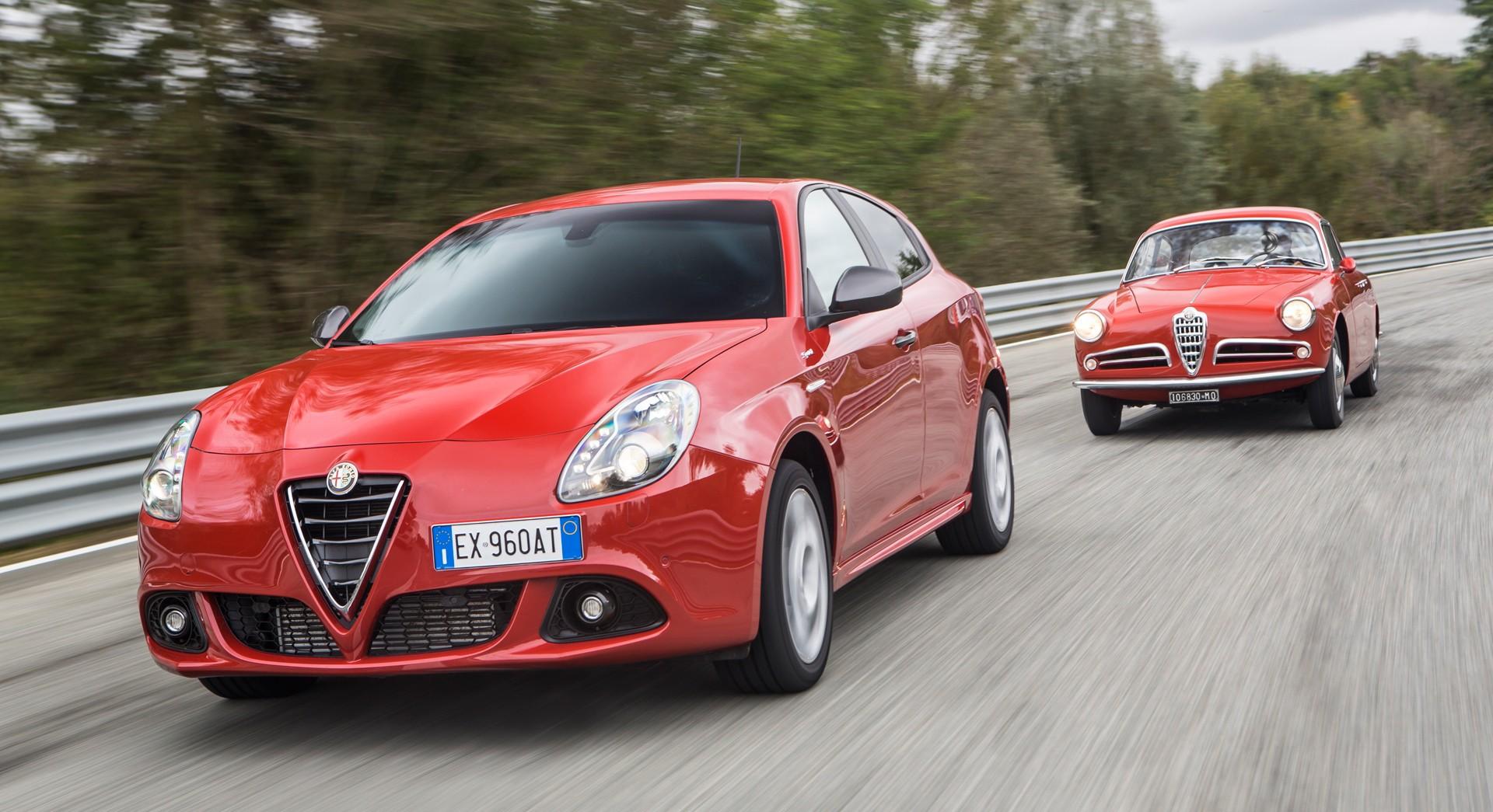 Alfa Romeo Giulietta Automatic  Hd Desktop Wallpapers  4k Hd