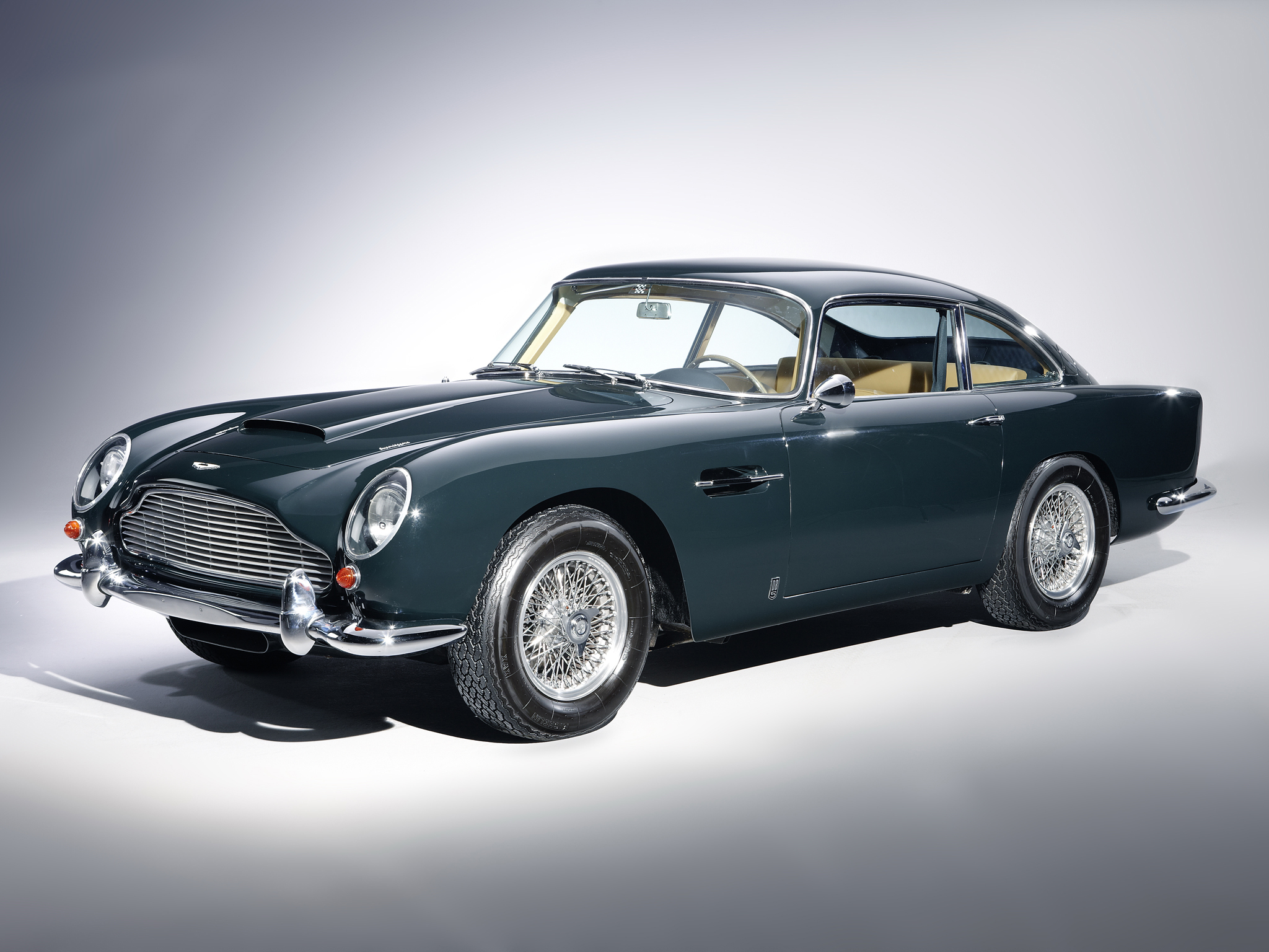 Aston Martin Db5 Vintage  Hd Desktop Wallpapers  4k Hd