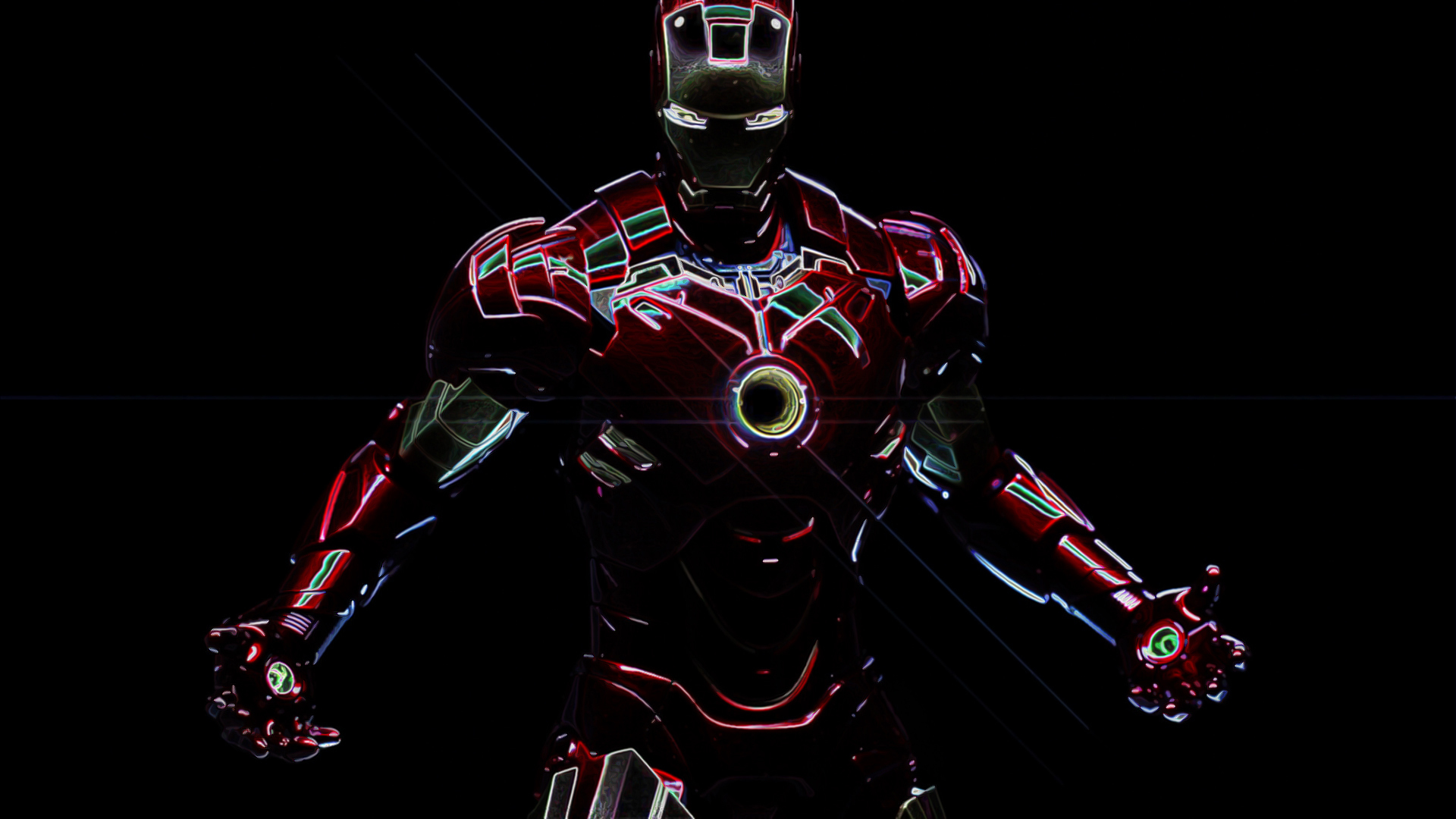 Iron Man Wallpaper Sketch  Hd Desktop Wallpapers  4k Hd