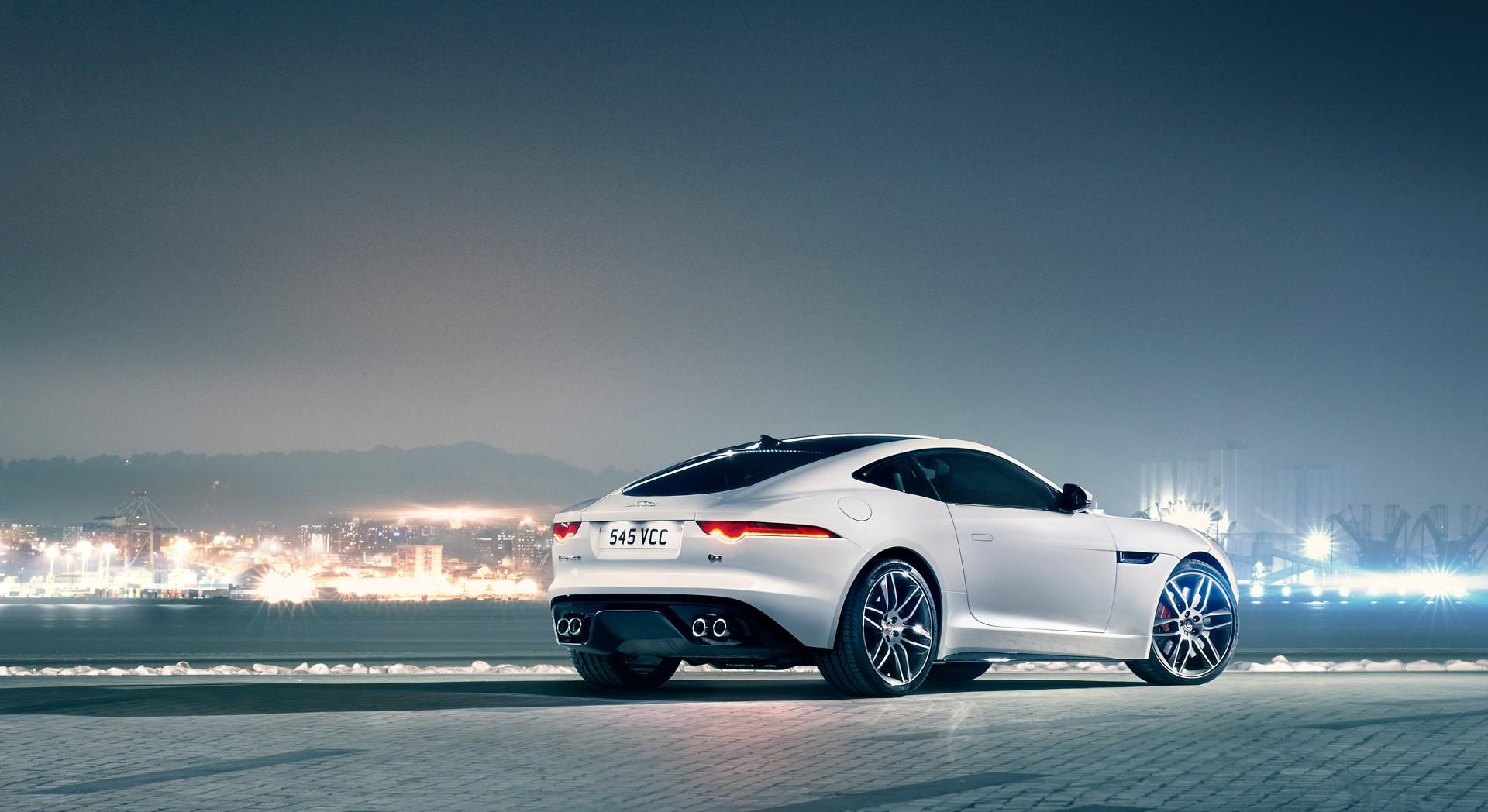 Jaguar Car Live Wallpaper Download Jaguar F Type R Coupe Hd Desktop Wallpapers 4k Hd