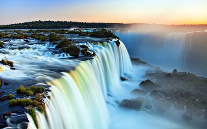 Niagara Water Falls Desktop Wallpaper Niagara Waterfalls Wallpaper Hd Hd Desktop Wallpapers