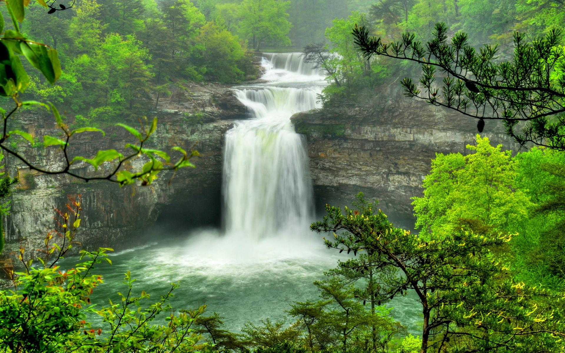 Waterfalls Live Wallpaper 3d Hd Waterfalls Wallpaper Desoto Hd Desktop Wallpapers 4k Hd