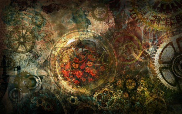 Steampunk Wallpaper 1080p - Hd Desktop Wallpapers 4k