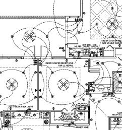 haugen architectural design drafting servicespartial sample electrical plan [ 1246 x 852 Pixel ]