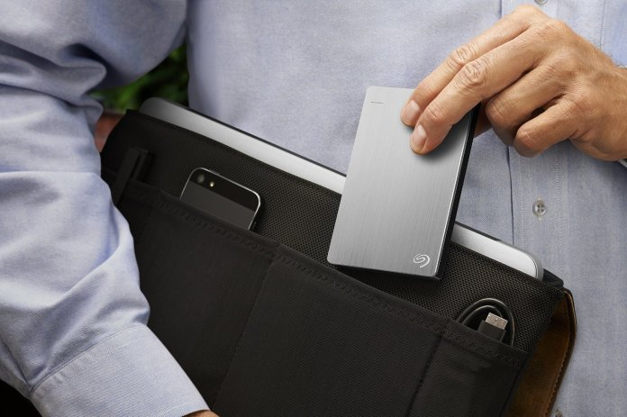 Seagate Backup Plus Slim portable hard drive review, personal experience and design