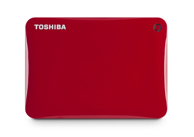 Toshiba Canvio Connect II 1TB Portable HDD Review - The Best 1TB External Hard Drive of 2016 from Toshiba